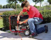 generadores einhell
