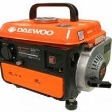 Daewoo GDAA980 – Generador Portátil de Gasolina
