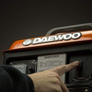 generador daewoo gda 980 caracteristicas