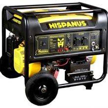 Generador Hispanus 6000 W Gasolina: Un Monstruo al Alcance de Todos
