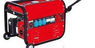 Generador Eléctrico Gasolina 5500W Trifásico Monofásico