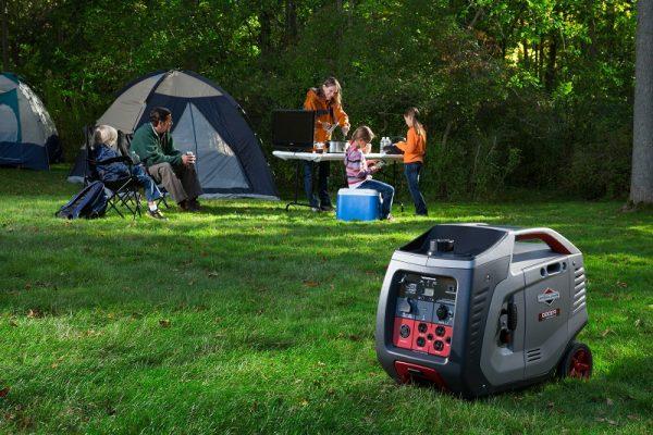generador electrico para acampadas