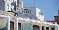 generador eléctrico para placas solares